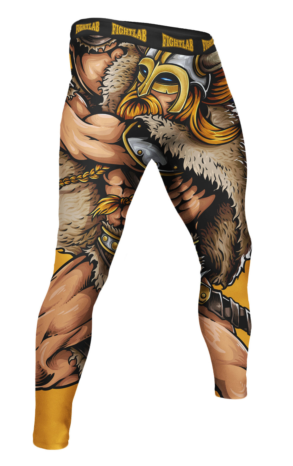 "Fightlab ""Viking Warrior"" Compression Spats (Spats Only)"