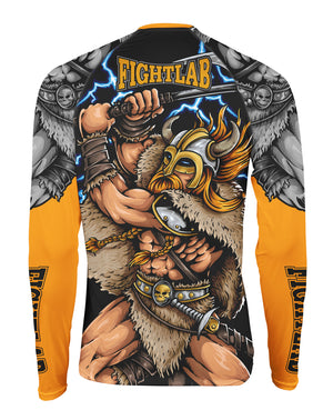 "Fightlab ""Viking Warrior"" Rash guard (Rash Guard Only)"
