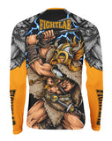 "Muay Thai MMA K1 ""Viking Warrior"" Rash guard (Rash Guard Only)"