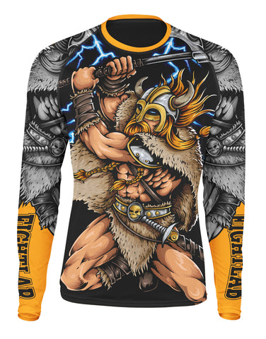 Viking Warrior Rashguard