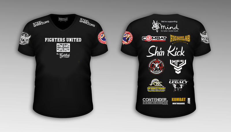 Fighters United T Shirt