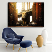Urban Jungle in NYC Wall Art Canvas