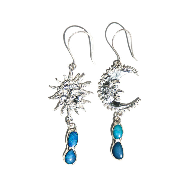 Luna Solar Earrings