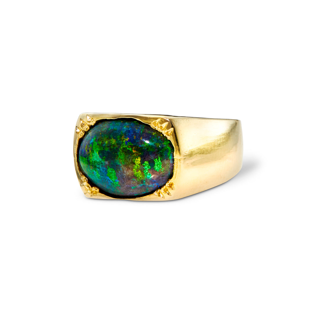 Yummy Signet Ring