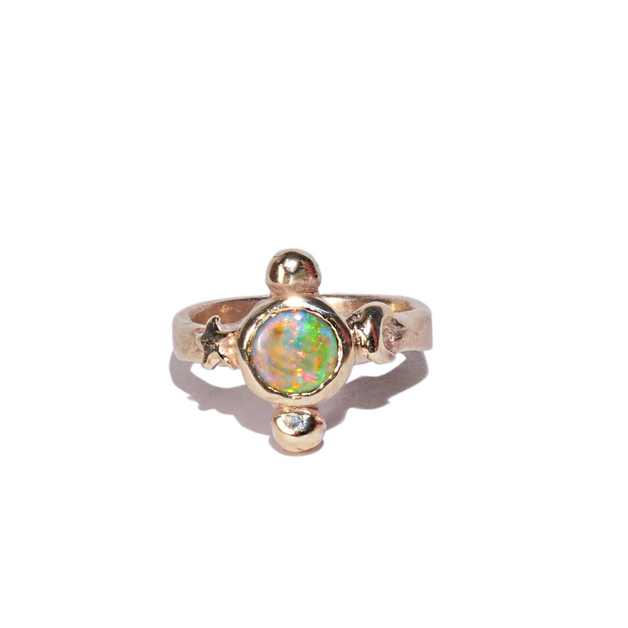 Jupiter Ring (available in gold or silver)