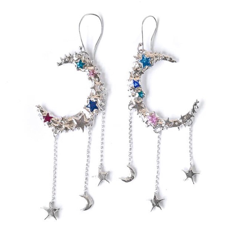 Luna Jangle Dangle Earrings