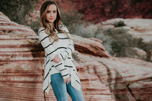 Karsyn Striped Sweater - Westwynd Boutique