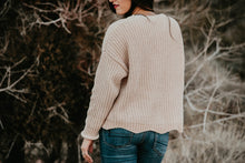 Harley Scallop Hem Sweater - Westwynd Boutique