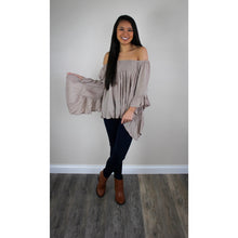 Kennedy Off-the-Shoulder Top - Westwynd Boutique