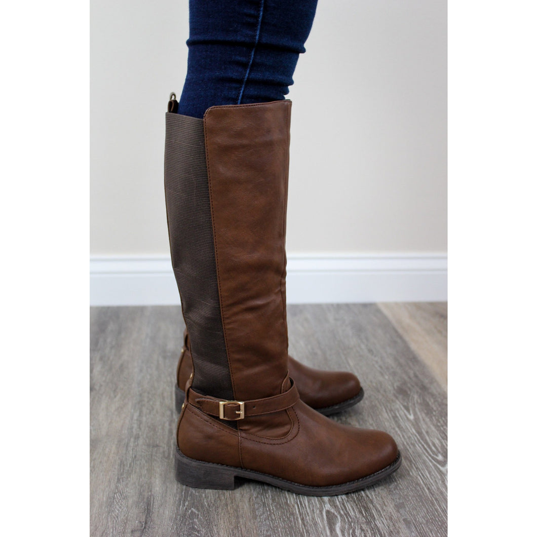 Ryder Knee-High Boots - Westwynd Boutique