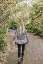 Kinsley Ruffle Sweater - Westwynd Boutique