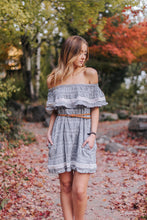 Brielle Off-The-Shoulder Dress - Westwynd Boutique