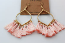 Camry Earrings in Blush - Westwynd Boutique