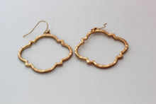 Taryn Earrings in Gold - Westwynd Boutique