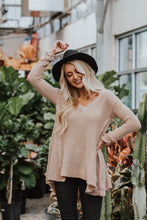 Callie Cold Shoulder Sweater - Westwynd Boutique