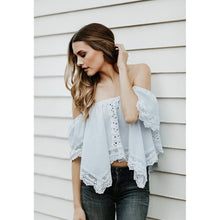 Arden Off the Shoulder Top - Westwynd Boutique