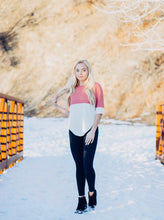 Lucy Colorblock Top - Westwynd Boutique