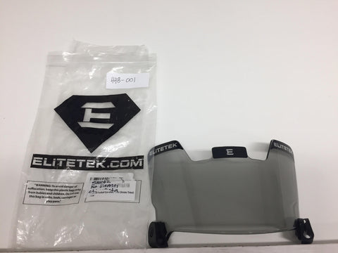 USED - EliteTek Smoke Visor - Unit #448-001 - EliteTek.com