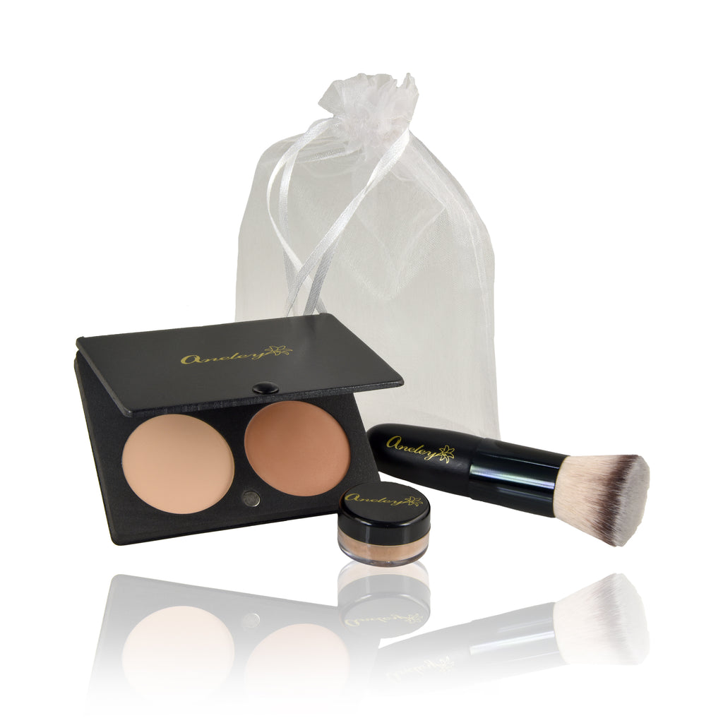 Natural Cream Contour Kit