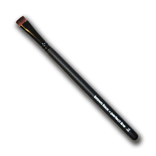 Brown Faux Perfect Line #56 Brush