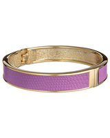 Urban Chic Bangle - Purple Blooms - $3 ea (12pk)