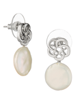 Cloud Nine Pearl Earrings