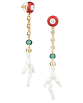 Secrets of the Sea Drop Earrings - $6 ea (12pk)