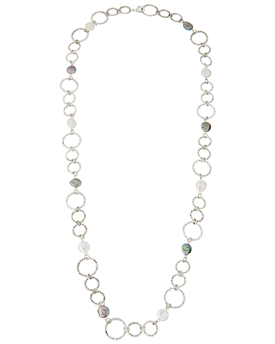 Cloud Nine Pearl Necklace