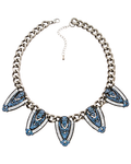 Blue Nile Statement Necklace