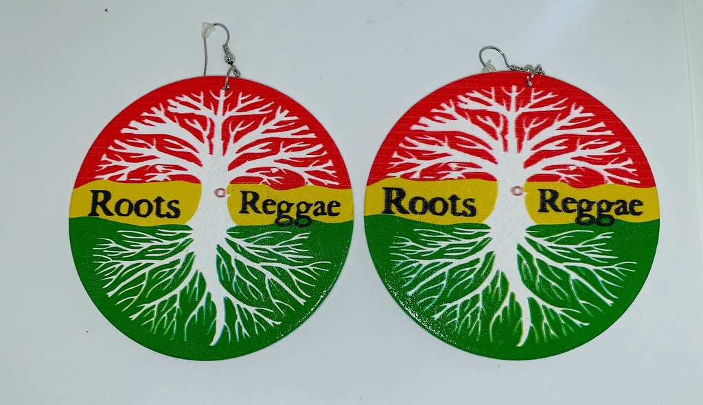 Roots Reggae Earrings