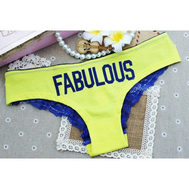 ShopiHub D / L Cute Lace Underwear