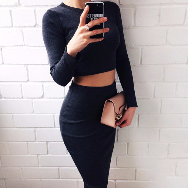 ShopiHub Long Sleeve Apparel New Year Women Dress