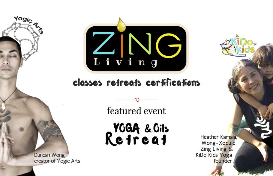 March 1 official global launch of Zing Living!