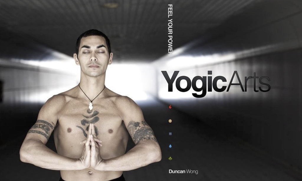Yogic Arts blends Ashtanga yoga with components of martial arts in a warrior flow