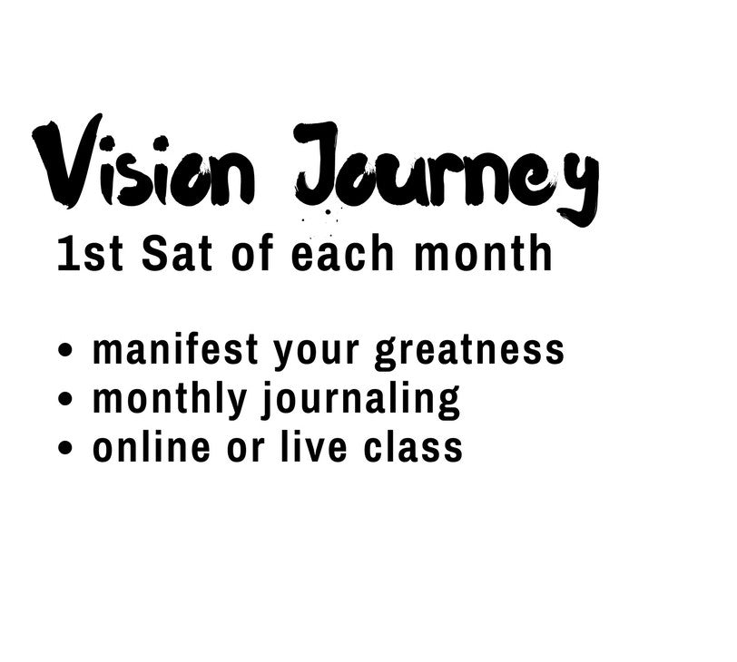 Vision Journey Class