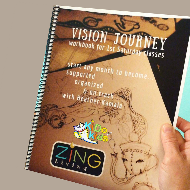 Vision Journey Journal