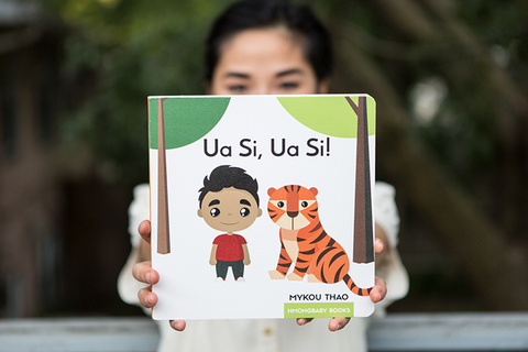 Hmong Children's Book Preorders Have Closed