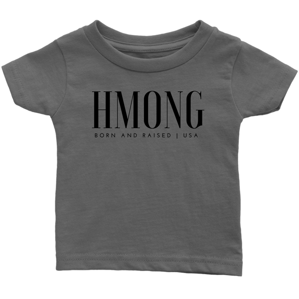 Hmong Born USA Infant T