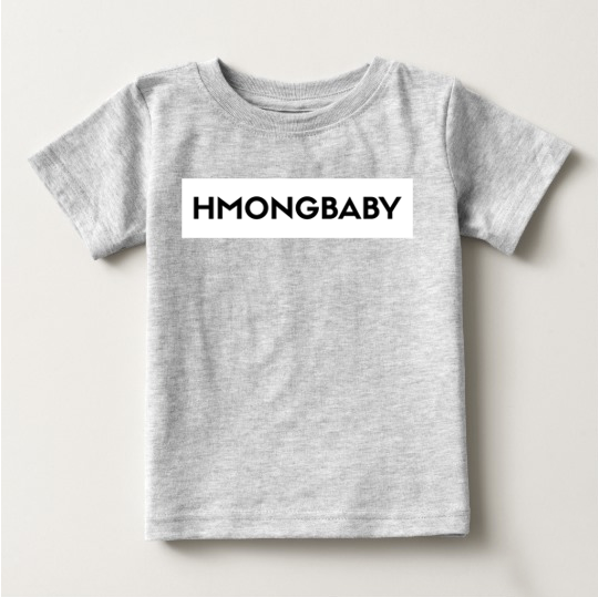 HmongBaby Whiteout Toddler T