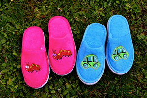 KEEP WARM AND COZY WITH SLIPPERS