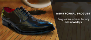 Mens Formal Brogues