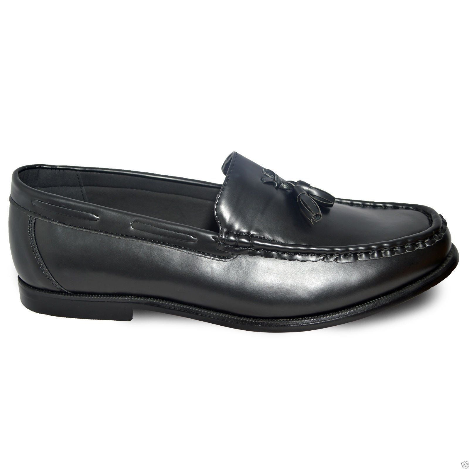 967fb8f635 Mens Smart Tassel Loafers Driving Formal Office Shoes