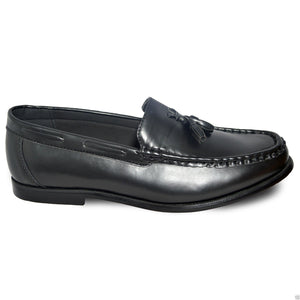 Mens Smart Tassel Loafers Driving Formal Office Shoes