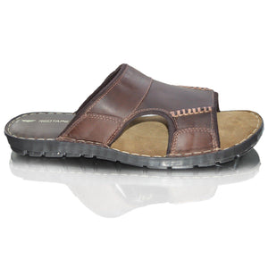 Mens Red Tape ALE Leather Open Toe Summer Sandals Beach Shoes