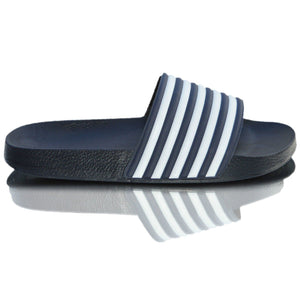 Mens Slide Flip Flops Pool Beach Summer Shoes Slippers
