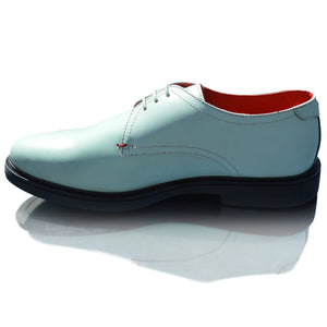 Mens 100% Leather Wedding Smart Brogues Office Formal Shoes