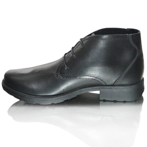 Mens Casual Lace Up Chukka Fashion Ankle Boots Shoes