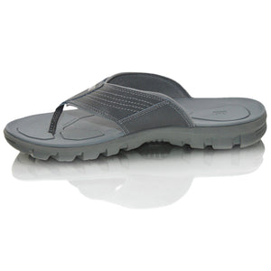CAT Mens Leather Mules Comfort Walk Summer Flip Flop Sandals