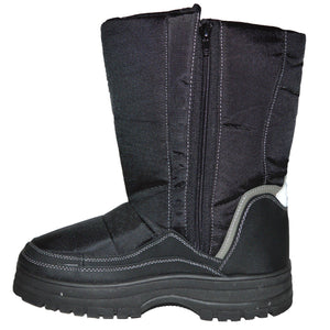 Mens Winter Mucker Waterproof Boots Snow Wellington Wellies Warm Shoes