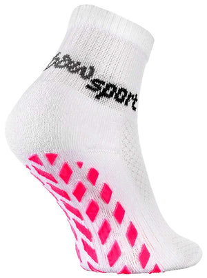 Boys Girls Terry Sports Non Slip Colourful Ankle Socks Multi P4